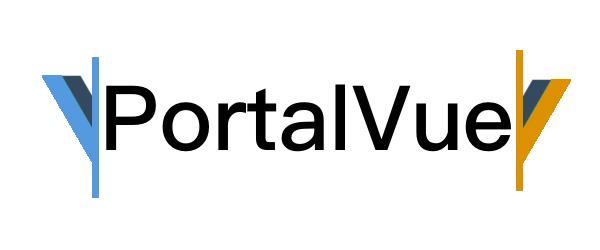 PortalVue Logo